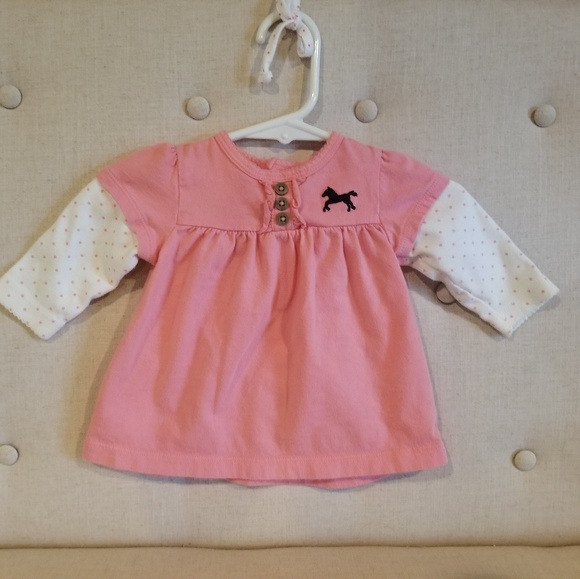 Carter's Other - Carter's long sleeve top for baby